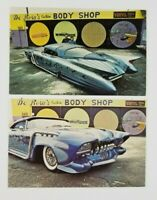 Postcard Sharkmobile 1961 Cadillac by Frank de Rosa Pittsburg California Lot 2