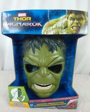 HULK Marvel Thor: Ragnarok Hulk Out Mask, Green