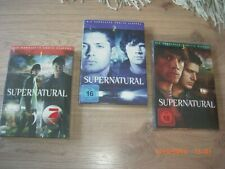 Supernatural Staffel 1-3 DVD Boxen NEU