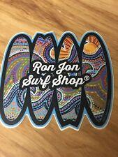 New listing Ron Jon surf shop surfboards sticker