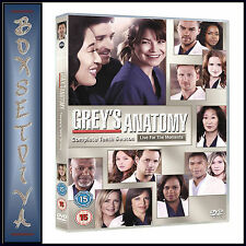 GREYS ANATOMY - COMPLETE SERIES SEASON 10  **BRAND NEW DVD **