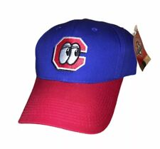NWT MiLB Chattanooga Lookouts Blue Red Adjustable One Size Baseball Cap Hat
