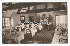 aj0119 - Coffee Room , New Inn , Clovelly , Devon - postcard