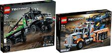 LEGO Technic 4x4 Mercedes-Benz Truck 42129 42128 Abschleppwagen N8/21