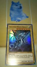 Blue-Eyes White Dragon JUMP EN068 Ultra Rare Limited Edition Yugioh