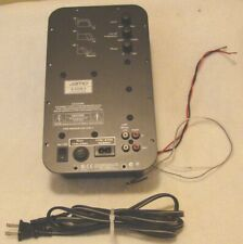Jamo A 3SUB.3 Subwoofer Power Board/Amp/Connection Pictured (Parts not working)