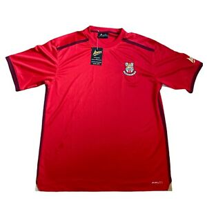 Lincoln City Training Football Shirt Red Home Top Adults Large Avec Brand New