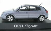 SCHUCO - OPEL Signum - silber metallic - 1:43 - NEU in OVP - Modellauto