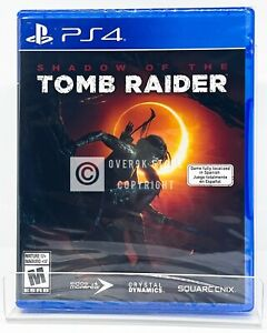 Shadow of the Tomb Raider - PS4 - Brand New | Factory Sealed