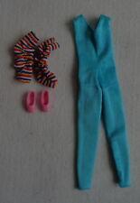 1983 vintage Mattel GREAT SHAPE BARBIE 7025 pop outfit clothes toy doll Kleidung