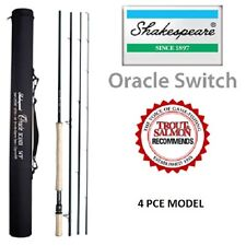 Shakespeare Oracle Switch 11' #8/9 4 PCE Fly Rod * 2017 MODEL * 1366100