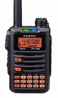 Yaesu FT-70DR C4FM FDMA / FM DUAL BAND Handheld Transceiver - Mars/Cap Modified!