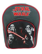 Disney Star Wars Episode 7 The Force Awakens School Arch Backpack Nursery Bag