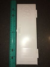 Barbie 1997 Gym School Locker Vintage White B Logo Mirror Furniture Accessory