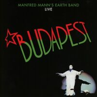 MANFRED MANN'S EARTH BAND - BUDAPEST LIVE   CD NEU