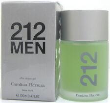 Carolina Herrera 212 Men After Shave Gel 100 ml