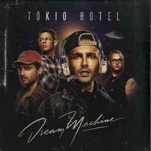 Tokio Hotel / DREAM MACHINE (LP) / Sony Music / 88985414171 / 12 Inch LP
