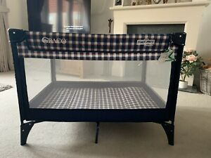 Graco Compact Travel Cot With Carry Bag