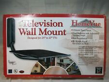 HomeVue Vantage Point Television Wall Mount For 25 to 27 Inch TV's Model HVW26-B