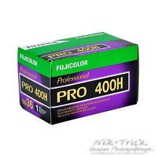 Fuji Pro400H Professional Colour Film ~ 35mm 36 Exposure ~ Fresh Stock