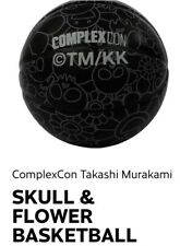 Takashi Murakami Skull And Flower Basketball Complexcon Exclusive
