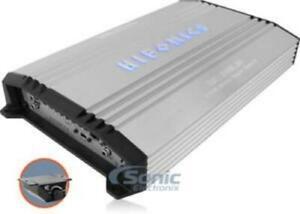 Hifonics Brutus BRX2416.1D Car Amplifier - 2400 W RMS - 1 Channel - Class D