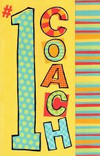 Best Coach #1 Patient Fair & Fun Thank You Greeting Card By American Greetings