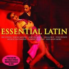 Essential Latin - Various Artists [3 CD]