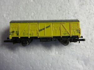 Marklin z scale #8606  Interfrigo Bananen freight carrier  no box