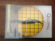Qigong For A Healthy Lifestyle - Arthur Rosenfeld (Dvd 2012) Brand New