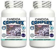 2 Candida Purificare Pillole Funghi del lievito squilibrio intestino Disintossicante Mughetto una sana digestione
