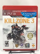 Killzone 3 Complete Game Greatest Hits (Sony PlayStation) PS3