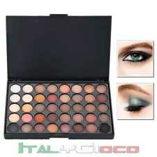 Trucco Palette Completo Professionale Make Up Set Color Cosmetici Eyeshadow