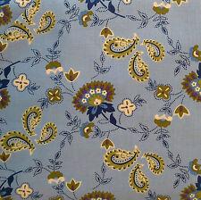 Paintbrush Studios Dilly Day Brambles Denium Quilt, Sew Fabric - 1 yds