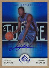 05-06 2005-06 Reflections Andray Blatche Auto RC /50