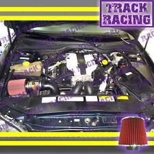 1997 1998 1999 2000 2001 CADILLAC CATERA BASE SPORT 3.0L V6 AIR INTAKE KIT Red