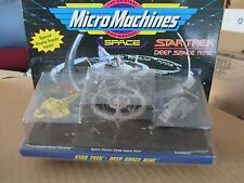Star Trek Micromachines Deep Space Nine Ds9-1993 Collection#5 Mip Galoob