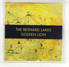 (HR977) The Besnard Lakes, Golden Lion - 2015 DJ CD