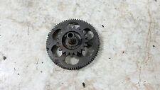 84 Honda VF700 F VF 700 Interceptor starter reduction gear