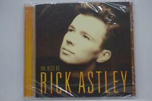 Rick Astley - The Best Of CD Album