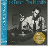 Donald Fagen - Nightfly (SHM-CD / Paper Sleeve) [New CD] Japanese Mini