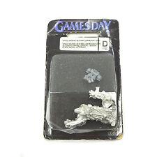 Rare OOP Metal Space Marines Veteran - Gamesday 2005 New in blister FB1