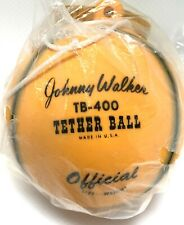 NEW- Vintage JOHNNY WALKER Tetherball With ROPE FACTORY PLASTIC RARE FIND NEW