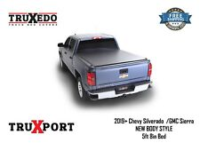 TruXedo Truxport Tonneau Cover 2019+ Chevy Silverado Sierra 5ft 8in Bed 272401