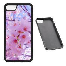 Cherry blossom tree RUBBER phone case Fits iPhone