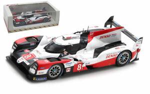 Spark 43LM20 Toyota TS050 #8 'Gazoo Racing' Le Mans Winner 2020 - 1/43 Scale