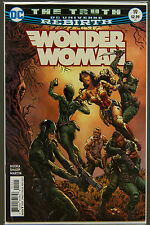WONDER WOMAN #19 (2016 Rebirth) --- FIRST Printing - DC US - Bagged Boarded