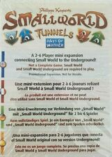 SMALL WORLD Tunnels Smallworld Expansion with or without shink wrap
