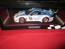 MINICHAMPS 1 18 Porsche 911 Gt3 R - Muehlner Motorsport