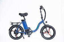 Green Bike USA LOW STEP folding Electric Bicycle 500W MOTOR+48V/18.20A MAG WHEEL